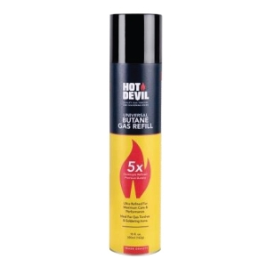 Ultra Refined Purified 5x Butane Gas 300ml